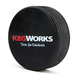 KegWorks Hockey Puck Bottle Opener