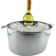 Bottle Chilling Dual Ice Bucket - For Bottle Service