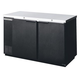 Beverage Air Back Bar Refrigerator - Two Door - 23.8 Cubic Feet