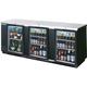 Beverage Air Back Bar Glass Door Refrigerator - 39.2 cu. ft.