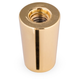 Gold Colored Beer Tap Handle Ferrule - 3/8