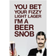 Beer Snob Wall Poster - 20