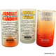 Flavored Absolut Vodka Recycled Bottle Tumbler - 30 oz