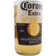 Corona Extra Recycled Beer Bottle Drinking Glass - 10 oz