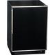 Summit Built-In Refrigerator-Freezer - 6 cu. ft. - Black