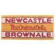 Newcastle Brown Ale Bar Towel