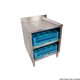 Stainless Steel Glass Rack Storage Shelf