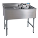 Stainless Steel Bar Sink - 36