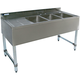 Stainless Steel Bar Sink - 48