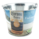 Corona Beer Bucket with Built-In Bottle Opener