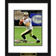 Drew Brees Framed Double Matted NFL Print