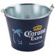 Corona Extra Find Your Beach Beer Bucket with Built-In Bottle Opener