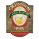Old Irish Beer Personalized Bar Sign