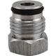 Corny Plug Adapter for Homebrew Keg