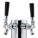 Draft Beer Tower - Stainless Steel - 3
