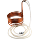 Immersion Wort Chiller - 25' Copper Tubing