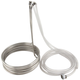 Immersion Wort Chiller - 25' Stainless Steel Tubing