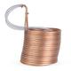Jumbo Immersion Wort Chiller - Copper - 50' x 3/8