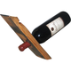 Handmade Wooden Single Wine Bottle Holder