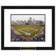 Chicago Cubs MLB Framed Double Matted Stadium Print