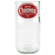 Cheerwine Recycled Soda Pop Bottle Glass - 8 oz