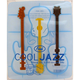 Cool Jazz Guitar Ice Cube Stirrers - Set of 3