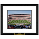 Cleveland Browns NFL Framed Double Matted Stadium Print