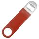 Professional Speed Bottle Opener - Red Vinyl Grip