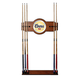 Coors Banquet Billiards Wooden Pool Cue Rack
