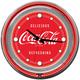 Coca-Cola Neon Wall Clock