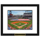 Colorado Rockies MLB Framed Double Matted Stadium Print