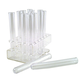 Shooter Tube Set - 24 Clear 6