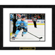 Sidney Crosby Framed Double Matted NHL Print