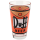 The Simpsons Duff Beer Pint Glass - 16 oz