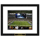 Dallas Cowboys NFL Framed Double Matted Stadium Print