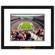 Denver Broncos NFL Framed Double Matted Stadium Print