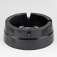 Vintage Derby Ashtray - Black Plastic