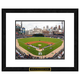Detroit Tigers MLB Framed Double Matted Stadium Print
