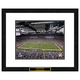 Detroit Lions NFL Framed Double Matted Stadium Print