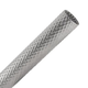Hand / Bar Foot Rail Tubing - Diamond Scale Stainless Steel - 1.5