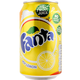 Fanta Icy Lemon Soda - 330 ml Can