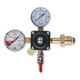 Economy Double Gauge Nitrogen Regulator