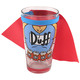 The Simpsons Duffman Caped Pint Glass - 16 oz