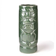 Mean Green Ceramic Tiki Mug - 12 oz