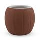Coconut Ceramic Tiki Mug - 16 oz
