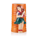 Hula Girl Ceramic Tiki Mug - 12 oz