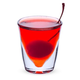 Cherry Bombed Flavored Jello Shot Mix - 6.78 oz