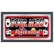 Four Aces Poker Room Framed Bar Mirror