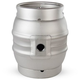 Firkin Cask for Real Ale - Stainless Steel - 10.8 Gallons