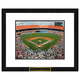 Miami Marlins MLB Framed Double Matted Stadium Print